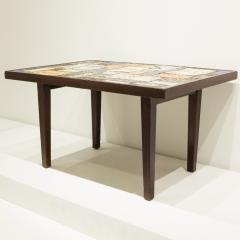 David Holleman David Holleman Ceramic Mosaic Table - 476570