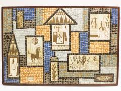 David Holleman David Holleman Ceramic Mosaic Table - 476573