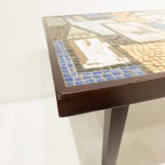 David Holleman David Holleman Ceramic Mosaic Table - 476574