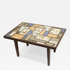 David Holleman David Holleman Ceramic Mosaic Table - 477071