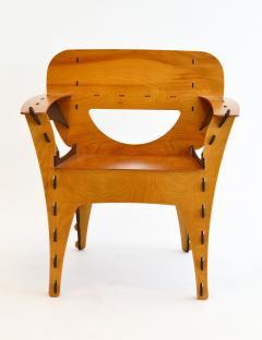 David Kawecki Pair of Puzzle Chairs by David Kawecki - 1018672