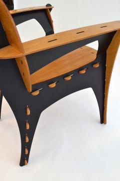 David Kawecki Pair of Puzzle Chairs by David Kawecki - 1018676