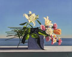 David Ligare Still Life with Flowers Offering  - 314636