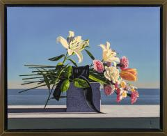 David Ligare Still Life with Flowers Offering  - 314637