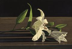 David Ligare Still Life with Lilies - 1188252