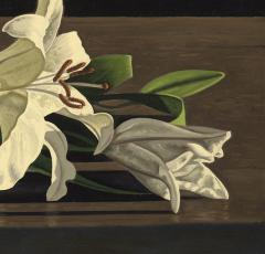 David Ligare Still Life with Lilies - 1188253