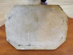 David Marshall David Marshall Brutalist Cast Aluminum and Bronze Plates Spain Late 1970s - 1249898