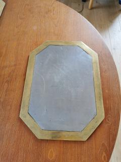 David Marshall David Marshall Brutalist Cast Aluminum and Bronze Plates Spain Late 1970s - 1249924