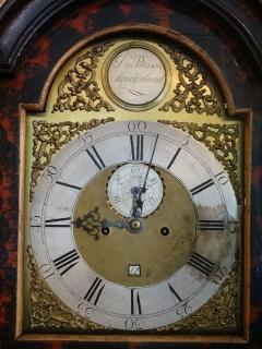 David Patterson George III 18th Century Chinoiserie Tall Case Clock circa 1780 - 1150633