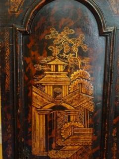 David Patterson George III 18th Century Chinoiserie Tall Case Clock circa 1780 - 1150635