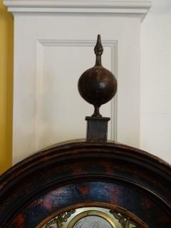 David Patterson George III 18th Century Chinoiserie Tall Case Clock circa 1780 - 1150636