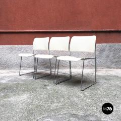 David Rowland Set of 40 4 chairs by David Rowland for GF Furniture 1963 - 2034945