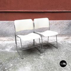 David Rowland Set of 40 4 chairs by David Rowland for GF Furniture 1963 - 2034953