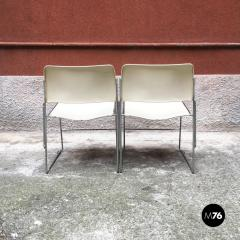 David Rowland Set of 40 4 chairs by David Rowland for GF Furniture 1963 - 2034993