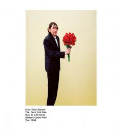 David Stewart Dess First Date - 2070221