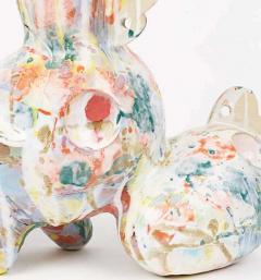 David T Kim Contemporary Ceramic Sculpture Cloudscape from David T Kim - 1468484