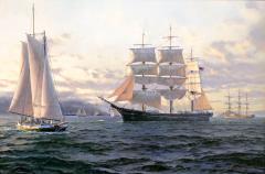 David Thimgan SOVEREIGN OF THE SEAS San Francisco - 1508697