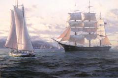 David Thimgan SOVEREIGN OF THE SEAS San Francisco - 1508699