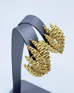 David Webb Gold David Webb Earrings - 1906419