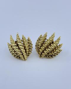 David Webb Gold David Webb Earrings - 1906420