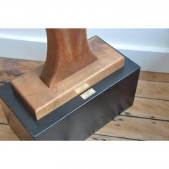 David Young Large Wood Floor Sculpture by David Young - 1743023