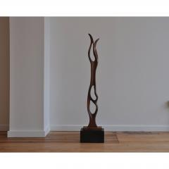 David Young Large Wood Floor Sculpture by David Young - 1743031