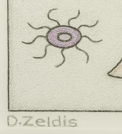 David Zeldis Lizard Emerging from Egg  - 376395