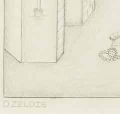 David Zeldis Subterranean Arches - 355724