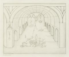 David Zeldis Subterranean Arches - 355725