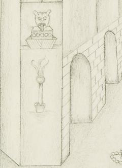 David Zeldis Subterranean Arches - 355726