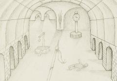 David Zeldis Subterranean Arches - 355728