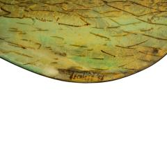 Decalage Decalage Gruppo dArte Coffee Table in Metal and Painted Wood - 1759556