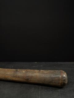 Decorated Heavy Old Wood Pestle - 1915026
