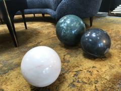 Decorative Carrara Marble Sphere Italy - 1027181