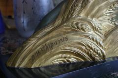 Demetre Haralamb Chiparus Wheat Art Deco Nude - 1162897