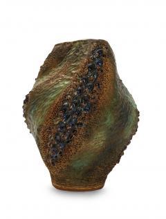 Dena Zemsky Hand Built Ceramic Vase by Dena Zemsky - 718049