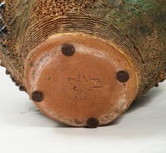 Dena Zemsky Hand Built Ceramic Vase by Dena Zemsky - 718054