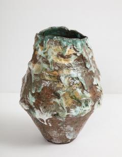 Dena Zemsky Large Sculptural Vase 4 by Dena Zemsky - 1530733