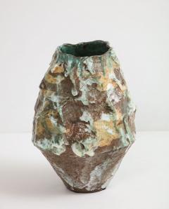Dena Zemsky Large Sculptural Vase 4 by Dena Zemsky - 1530735