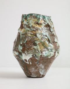Dena Zemsky Large Sculptural Vase 4 by Dena Zemsky - 1530736