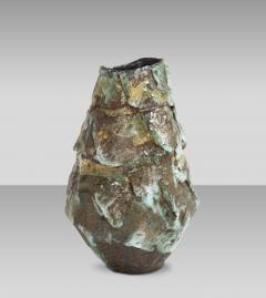 Dena Zemsky Large Sculptural Vase 5 by Dena Zemsky - 1530745