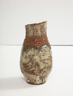 Dena Zemsky Large Vessel with Red Spots by Dena Zemsky - 1044338