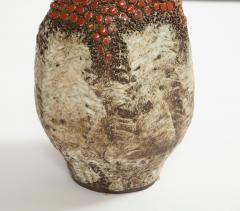 Dena Zemsky Large Vessel with Red Spots by Dena Zemsky - 1044340