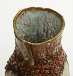 Dena Zemsky Large Vessel with Red Spots by Dena Zemsky - 1044344