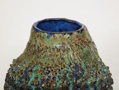Dena Zemsky Studio Made Bulbous Form Vase by Dena Zemsky - 1008083