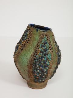 Dena Zemsky Studio Made Ceramic Vase by Dena Zemsky - 1008232