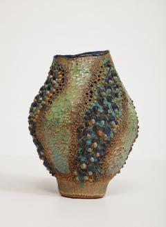 Dena Zemsky Studio Made Ceramic Vase by Dena Zemsky - 1008233