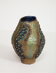Dena Zemsky Studio Made Ceramic Vase by Dena Zemsky - 1008235