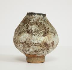 Dena Zemsky Studio Made Footed Vase by Dena Zemsky - 1008327