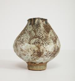 Dena Zemsky Studio Made Footed Vase by Dena Zemsky - 1008329